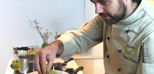 Curso de Cocina con Plantas Silvestres de Yelel Cañas