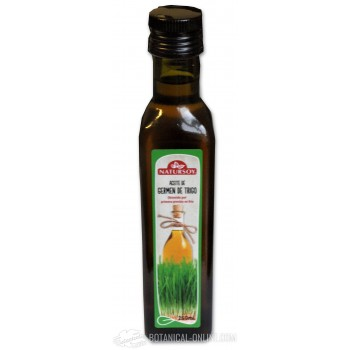 Wheat germ oil of cold pressure