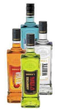 absinthe bottles