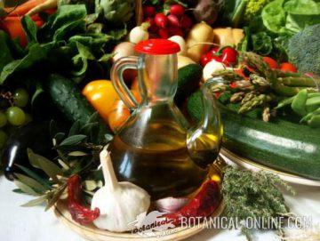 Olive oil in the Mediterranean diet