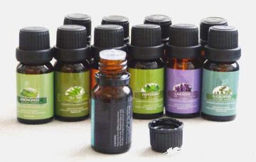 essential oils types