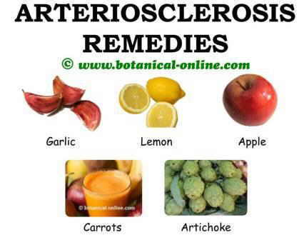 arteriosclerosis natural treatment with home remedies