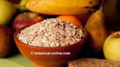 tablespoon of oat bran