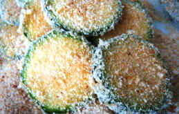 breaded courgette 1