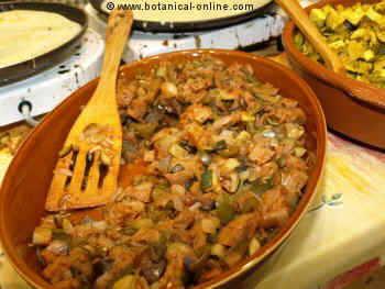 stew of seitan