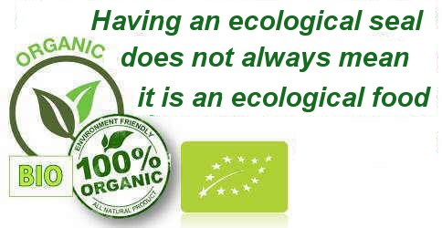 ecological seal