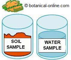 fertilization plan sample of soil
