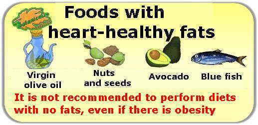 good fats for cardiovascular health