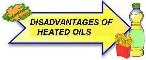 heated oils
