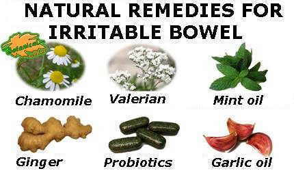 irritable bowel medicinal plants