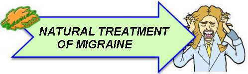 migraine natural treatment