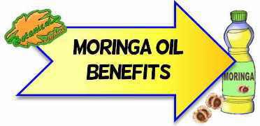 medicinal properties of moringa oil