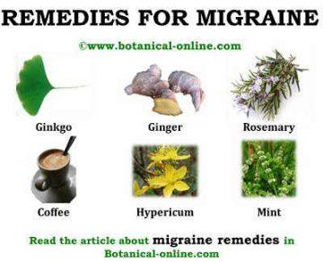 remedies for headache