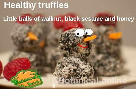 Truffles for children