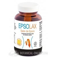 Sales Epsom Epsolax sabor naranja 135gr El Granero