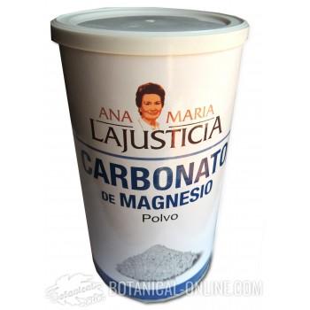 diferencia entre carbonato de magnesio y cloruro de magnesio