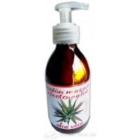 Gel de aloe Masaje efecto calor 200ml Aloe Plant