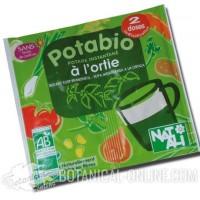 Sopa de ortiga de sobre ecológica Natali