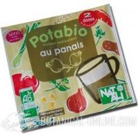 Sopa de verduras de sobre ecológica Natali