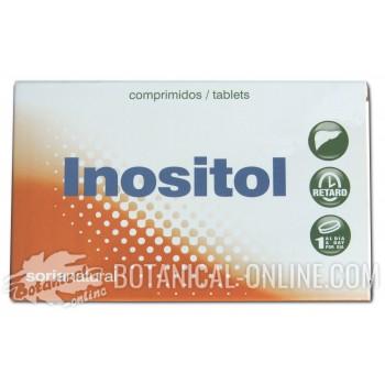 Inositol en comprimidos Soria Natural