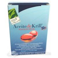 Aceite de Krill NKO 100% natural 30 perlas