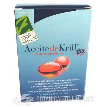 Propiedades del aceite de Krill NKO