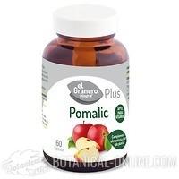 Corrector de acidez ácido málico Pomalic El Granero 60 comprimidos