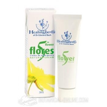 Remedio de rescate 5 Flores de Bach 30 ml - Natural Directo