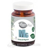 Magnesio 60 comprimidos 500mg El Granero