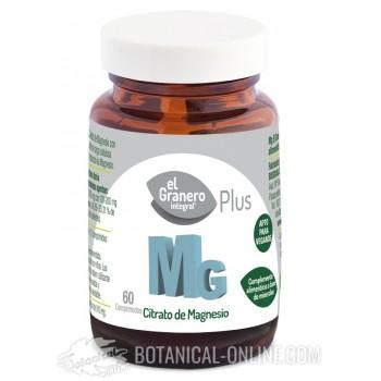 Comprar Magnesio 60 cápsulas - Propiedades