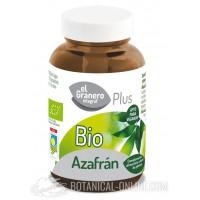 Azafrán Bio 30 cápsulas El Granero