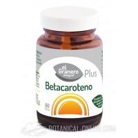 Betacaroteno Forte 60 perlas 340mg El Granero
