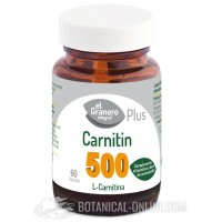 L-Carnitina 60comp. 500mg El Granero
