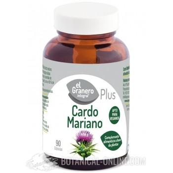 Comprar Cardo mariano 90 cápsulas - Propiedades