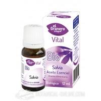 Aceite esencial Salvia 12ml El Granero