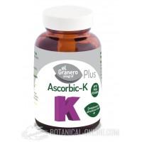 Ascorbic K 90 comprimidos 610mg. El Granero