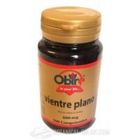 Vientre plano 600mg 100 comp de Obire