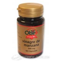 Vinagre de Manzana 60 cápsulas de Obire