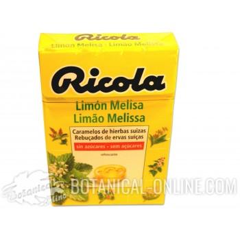 Comprar Caramelos de Limón y Melisa Ricola para la tos