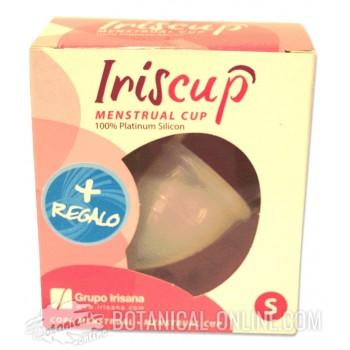 Comprar copa menstrual Iriscup 100% silicona platino