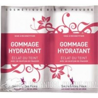 Exfoliante hidratante iluminador de piel