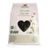 Chips Col Kale ecológicos 35gr de Vegetalia