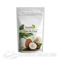 Chips de Coco bio 100gr de SaludViva
