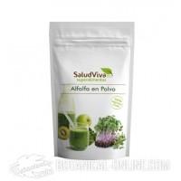 Alfalfa en polvo ecológica 200gr de SaludViva