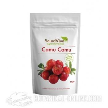 Propiedades y comprar Camu Camu ecológico en polvo