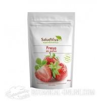 Fresas en Polvo 125gr de SaludViva