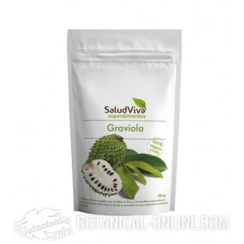 Comprar Guanábana en polvo ecológica y propiedades