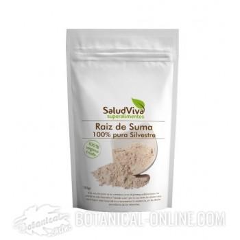 Comprar raíz de Suma afrodisíaca y estimulante en polvo