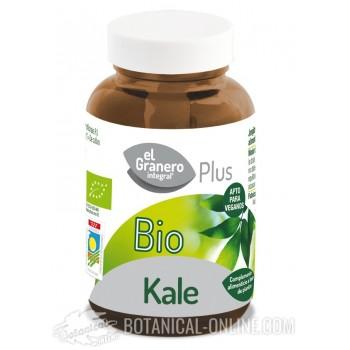 Concentrado de col Kale Bio