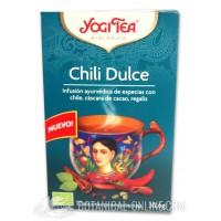Infusión Té Chili Dulce Yogi Tea